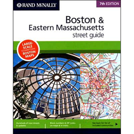  Boston &amp; Eastern Massachusetts Street Guide (7th)