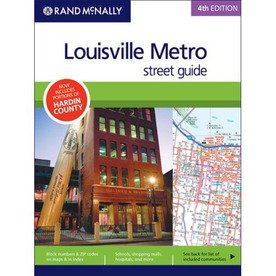 Louisville Metro Street Guide (4th Ed.)