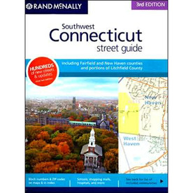 Southwest Connecticut Street Guide (2nd Ed.)