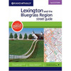  Lexington and the Bluegrass Region Street Guide