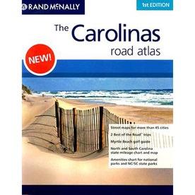 Carolinas Street Guide (2008 Ed.)