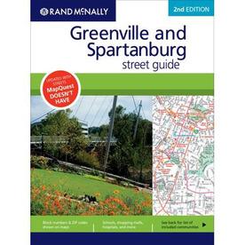 Greenville/Spartanburg Street Guide (2008 Ed.)