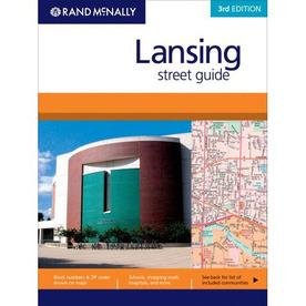 Lansing Street Guide (3rd Ed.)