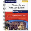  Greensboro Winston-Salem Street Guide (3rd Ed.)