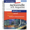  Jacksonville & St. Augustine Street Guide (9th Ed.)