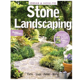 Better Homes and Gardens Ideas and How-To Stone Landscaping