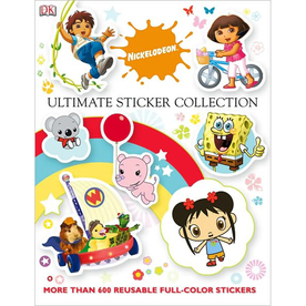Nickelodeon Ultimate Sticker Collection