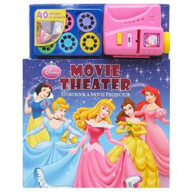 Disney Princess Movie Theater