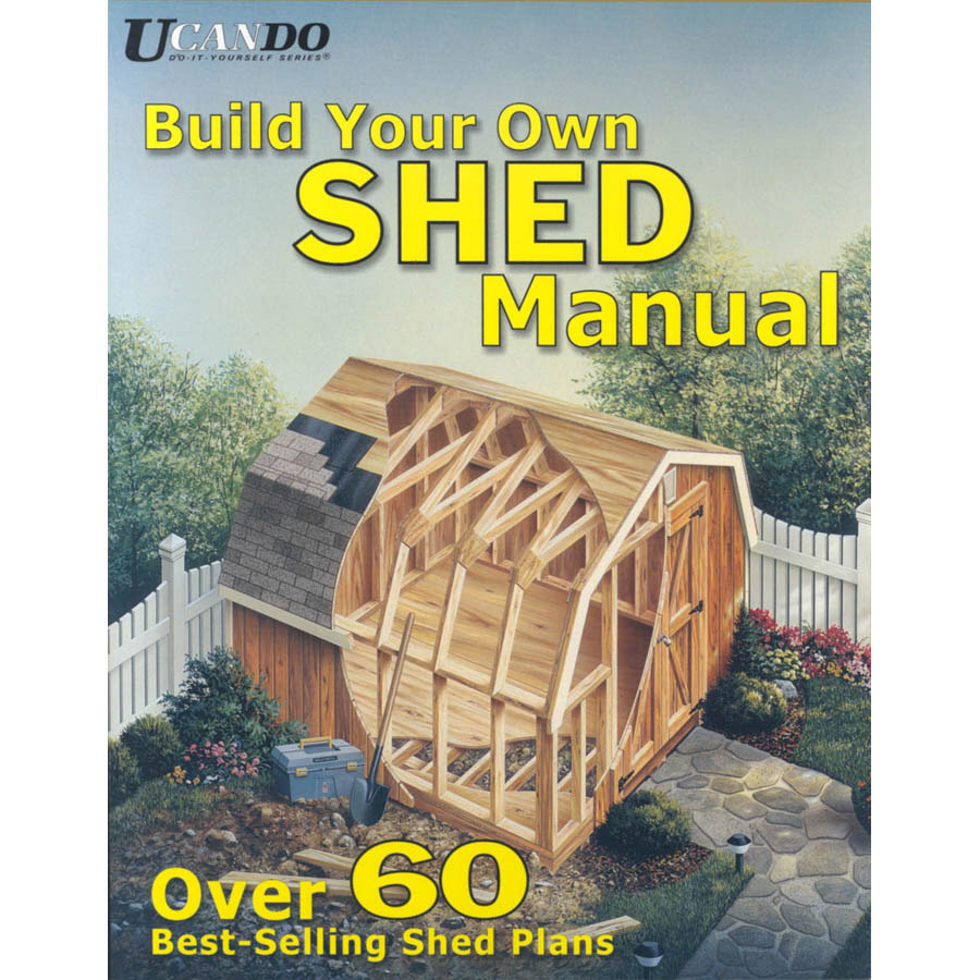 Build Your Own Storage Shedshed Plans Shed Plans
