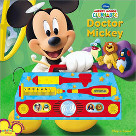  Doctor Mickey, Mickey Mouse Clubhouse