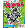 Boys' Guide to Drawing Aliens, Warriors Robots,
