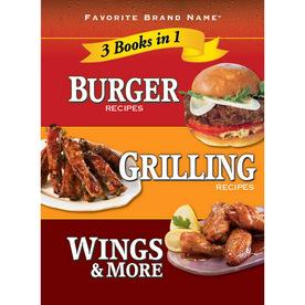 Burger Grilling Wings