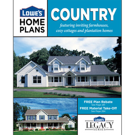 Shop Country Home Plans Lowes At