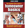 Black and Decker Complete Photo Guide to Homeowner Basics