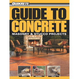  Quikrete Guide to Concrete