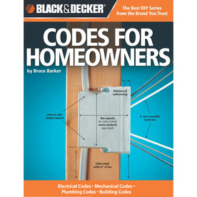 Black and Decker Codes for Homeowners