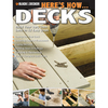 Black and Decker Here's How Decks