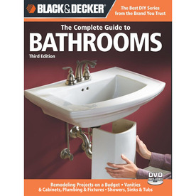 Black and Decker Complete Guide to Bathrooms