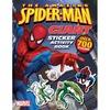 Spiderman Giant Sticker Book