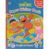 Sesame Street Super Sticker Book