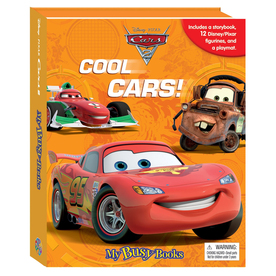 Cars 2 My Busy Book