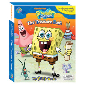 Spongebob My Busy Book