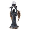 Design Toscano Grim Reaper Statue Indoor Halloween Decoration