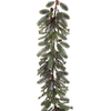 Northlight 10-in x 5-ft Noble Fir Artificial Christmas Garland