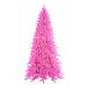 Northlight Allstate Floral and Craft 7.5-ft Pine Slim Artificial Christmas Tree