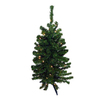 Northlight Darice 2-ft Pre-Lit Pine Slim Artificial Christmas Tree with White LED Lights