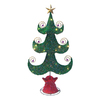 Northlight Alger Lighted Tree Freestanding Sculpture Outdoor Christmas Decoration with White Incandescent Lights