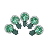Northlight 25-Count Green G40 LED Christmas String Lights