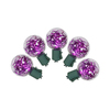 Northlight 25-Count Purple G40 LED Christmas String Lights
