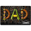 Dad Grill Gift Card