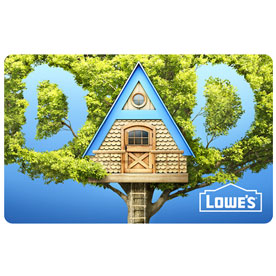 Dad Treehouse Gift Card
