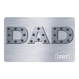 For Dad Gift Card