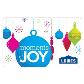 Holiday Joy Gift Card