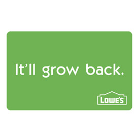 It'll Grow Back Gift Card