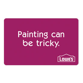 Painting Can Be Tricky Gift Card