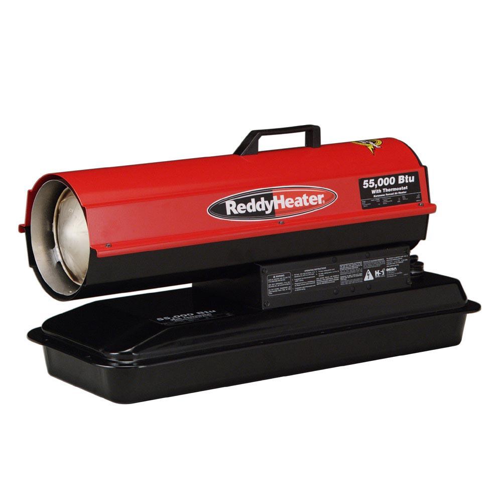 Forced Air Heater Kerosene Diesel Or Propane Dodge