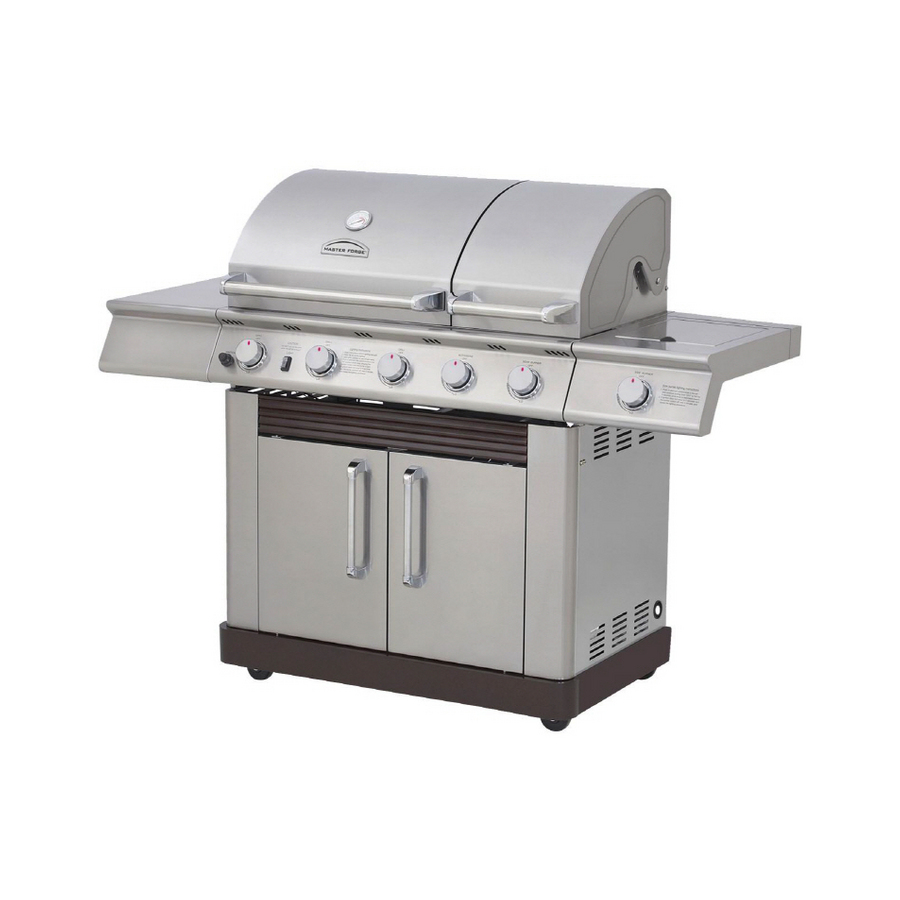 Master Forge Gas Grill Images