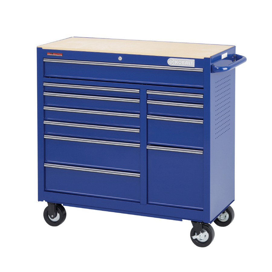 Kobalt Tool box manual