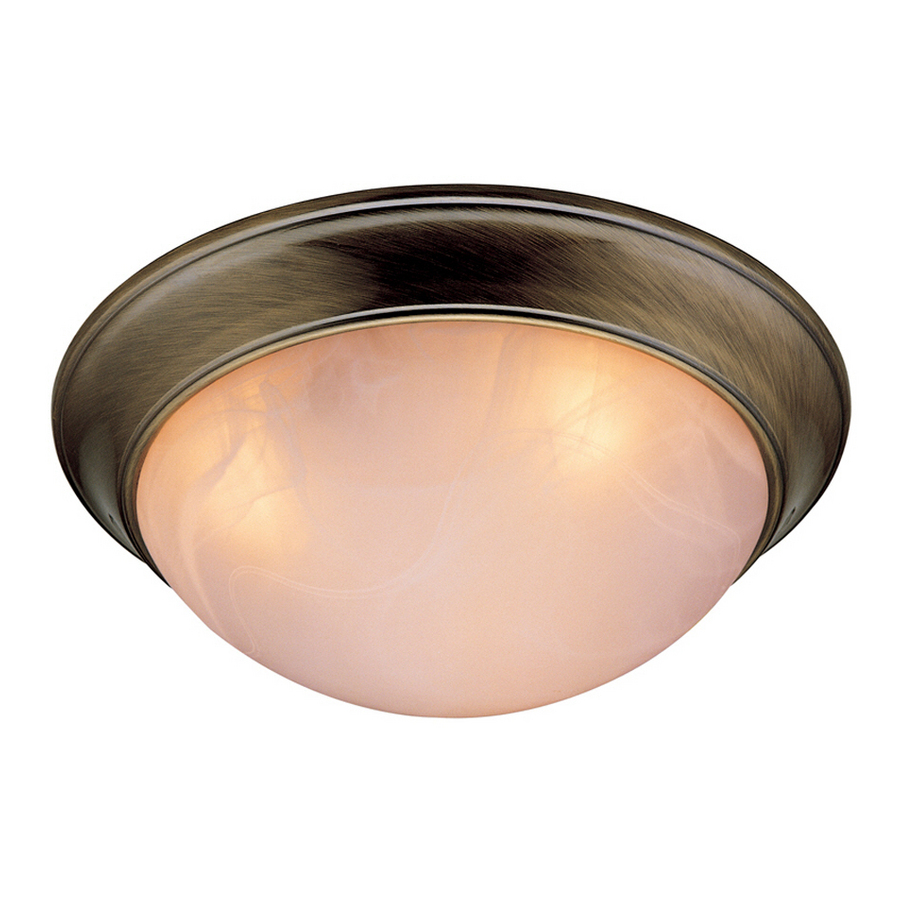 Dome Ceiling Light: Dome Flushmount Light
