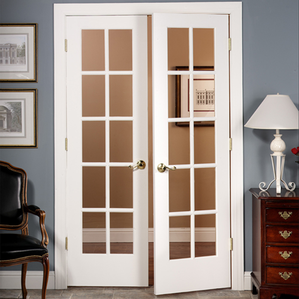 1000 images about double doors on pinterest double - Double interior doors with glass ...