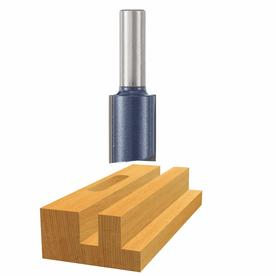 Bosch 7/8-in Carbide-Tipped Straight Bit 85458M