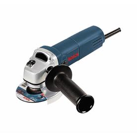 Bosch 4-1/2-in 6-Amp Trigger Switch Corded Angle Grinder 1375A