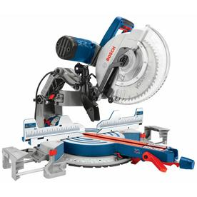 Bosch 12-in 15-Amp Dual Bevel Sliding Compound Miter Saw GCM12SD
