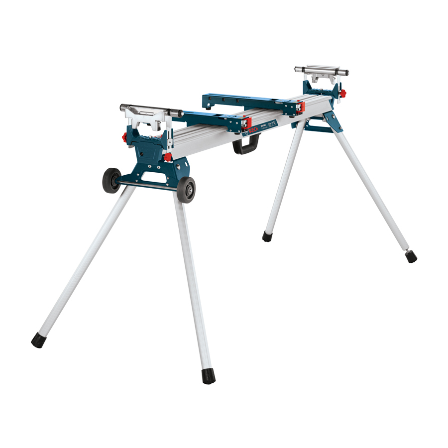 Shop Bosch Miter Saw Stand Folding Leg At Lowes Com