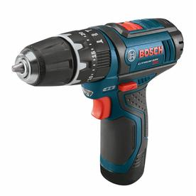 Bosch 3/8-in 12-Volt Max-Volt Lithium Ion Variable Speed Cordless Hammer Drill PS130-2A