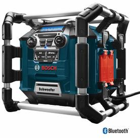 Bosch Power Box 18-volt Water Resistant Cordless Jobsite Radio PB360C